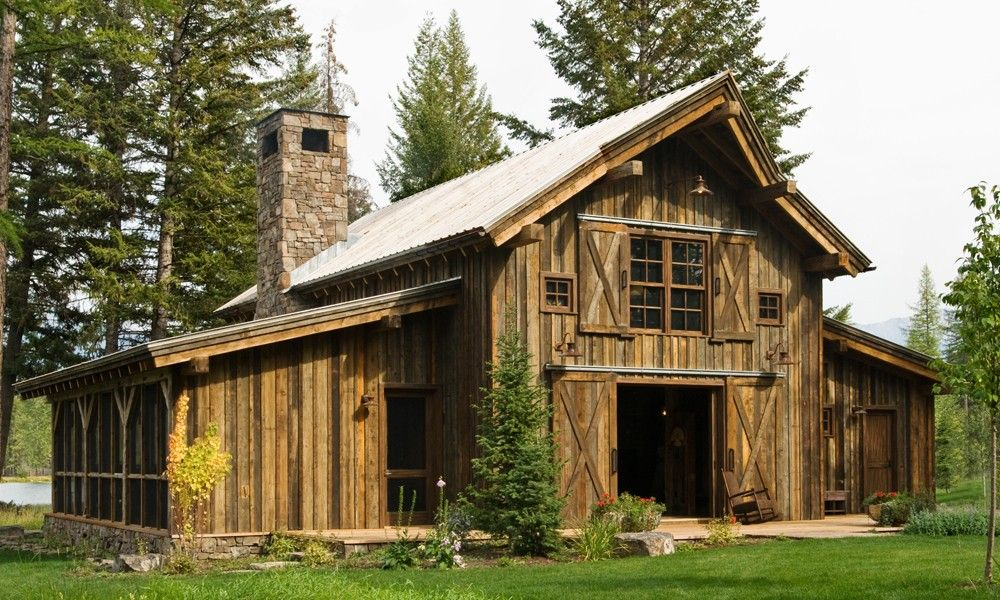 another barn house look for the home pinterest