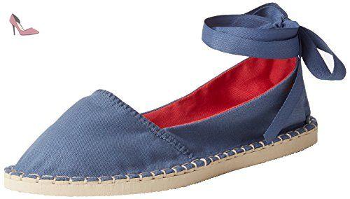 Espadrilles Damen Origine Slim, Blau (Blue 0031), 37 EU (35 Brazilian) Havaianas