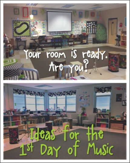 make music rock ideas for the 1st day of music class classroom rh pinterest com music classroom ideas decorating music classroom bulletin board ideas