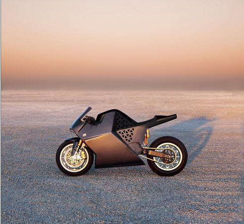 The Mission One World S Fastest Electric Sport Bike Moto Elétrica Concept Motorcycles