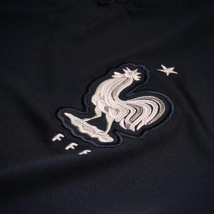 camiseta de la seleccion francia 2018