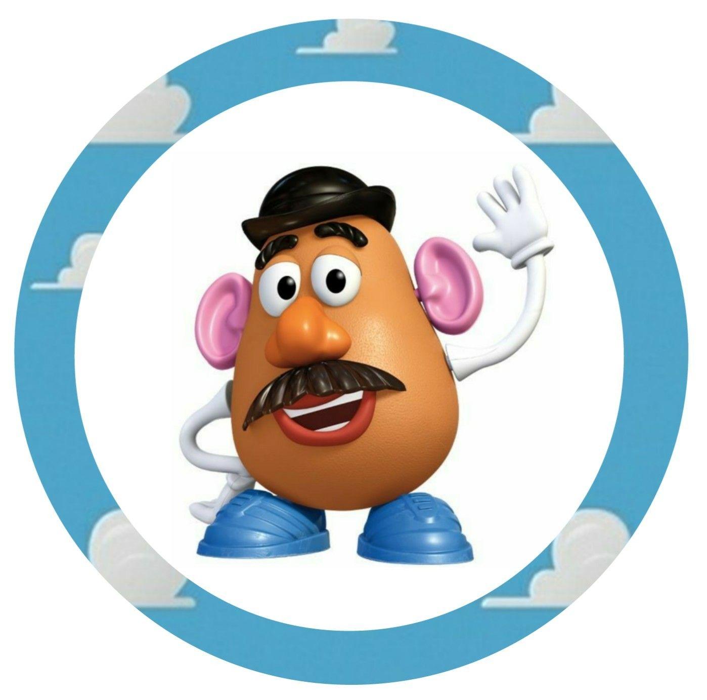 Imprimibles Toy Story Imprimibles Toy Story Cumple Toy Story Cara De Papa
