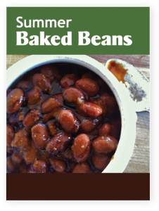 Randall Beans Summer Baked Beans Cooking