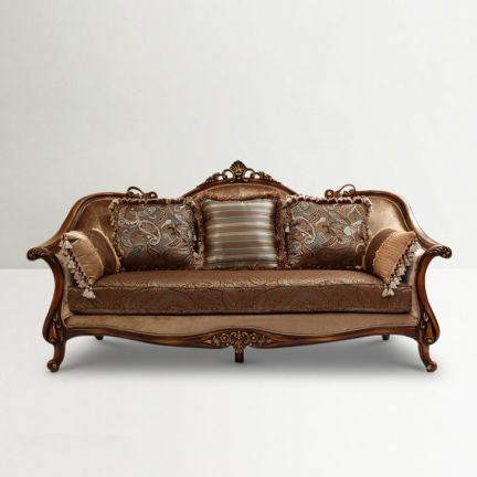 Hometown Monarch Sofa Set Brown These Products Are Available At A