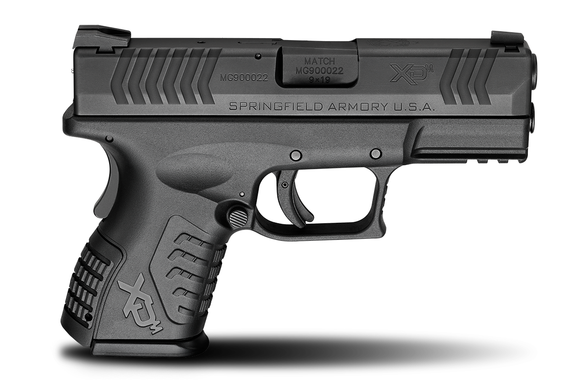 Springfield Armory® carries the XD(M)® compact 9MM, which is ideal for concealed carry protection for both women and men. Visit our website today to learn more.