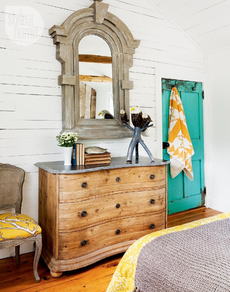 House tour Bright eclectic cottage Style