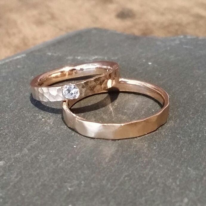 idées à propos de Alliance 3 Ors sur Pinterest  Anneau de mariage ...