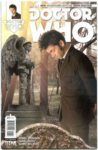 Doctor who #7 b, nm, #10th, tardis, 2014, titan, 1st, more dw in #store, #sci-fi,  View more on the LINK: http://www.zeppy.io/product/gb/2/121870383815/