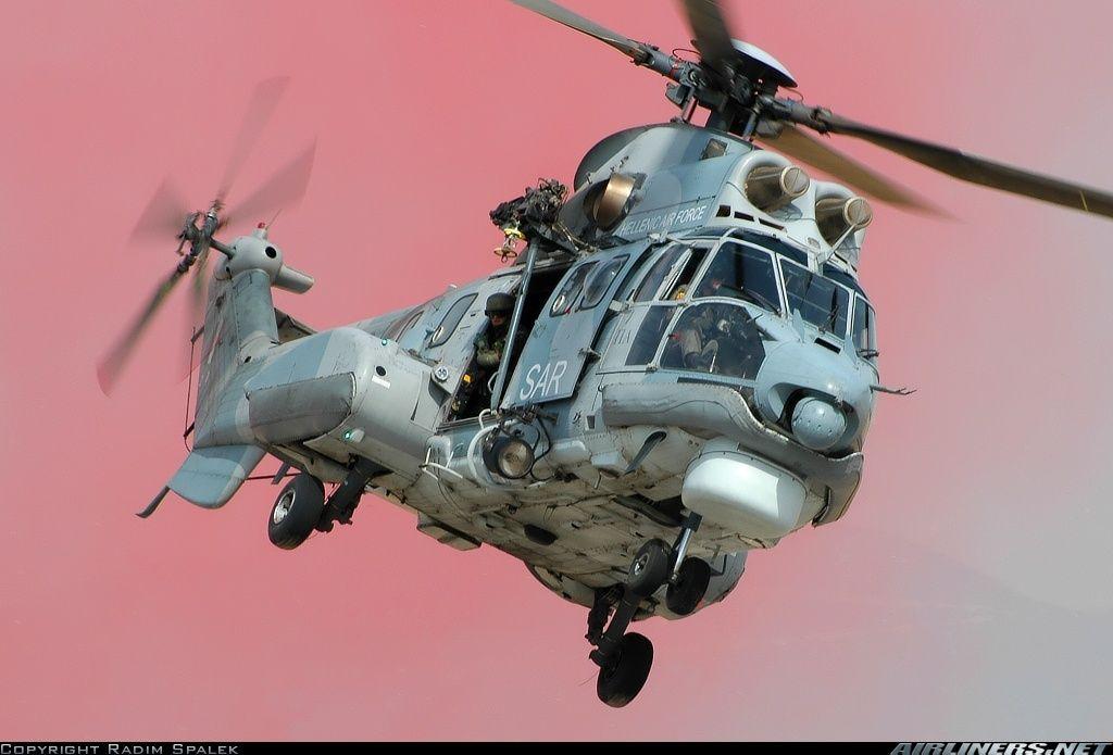 Eurocopter AS-332C1 Super Puma