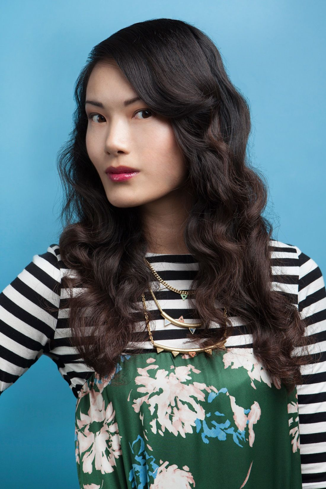 ways to wake up looking gorgeous vintage waves face beauty and