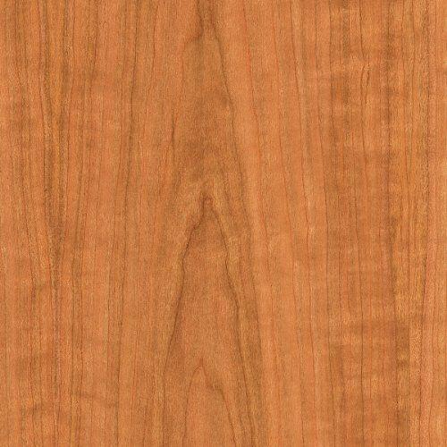 Cherry Wood Veneer Plain Sliced 2'x8' PSA 9505 Sheet Wood ...