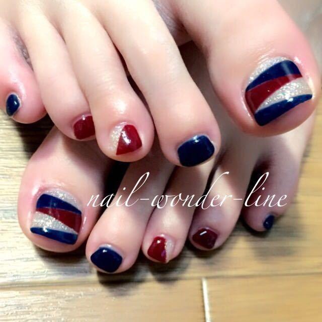 Pin de まほ en ネイル | Pinterest | Diseños de uñas, Pedicura y Uñas ...