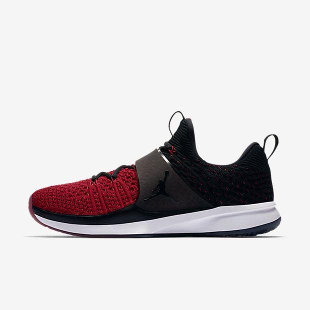 Air Jordan Trainer 2 Flyknit pas cher prix Baskets Homme Nike 140,00 €