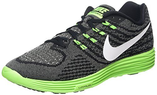 8fb96e1d5 NIKE Lunartempo 2 Mens Running Shoes Black 818097 003 Size425   Check this  awesome product by