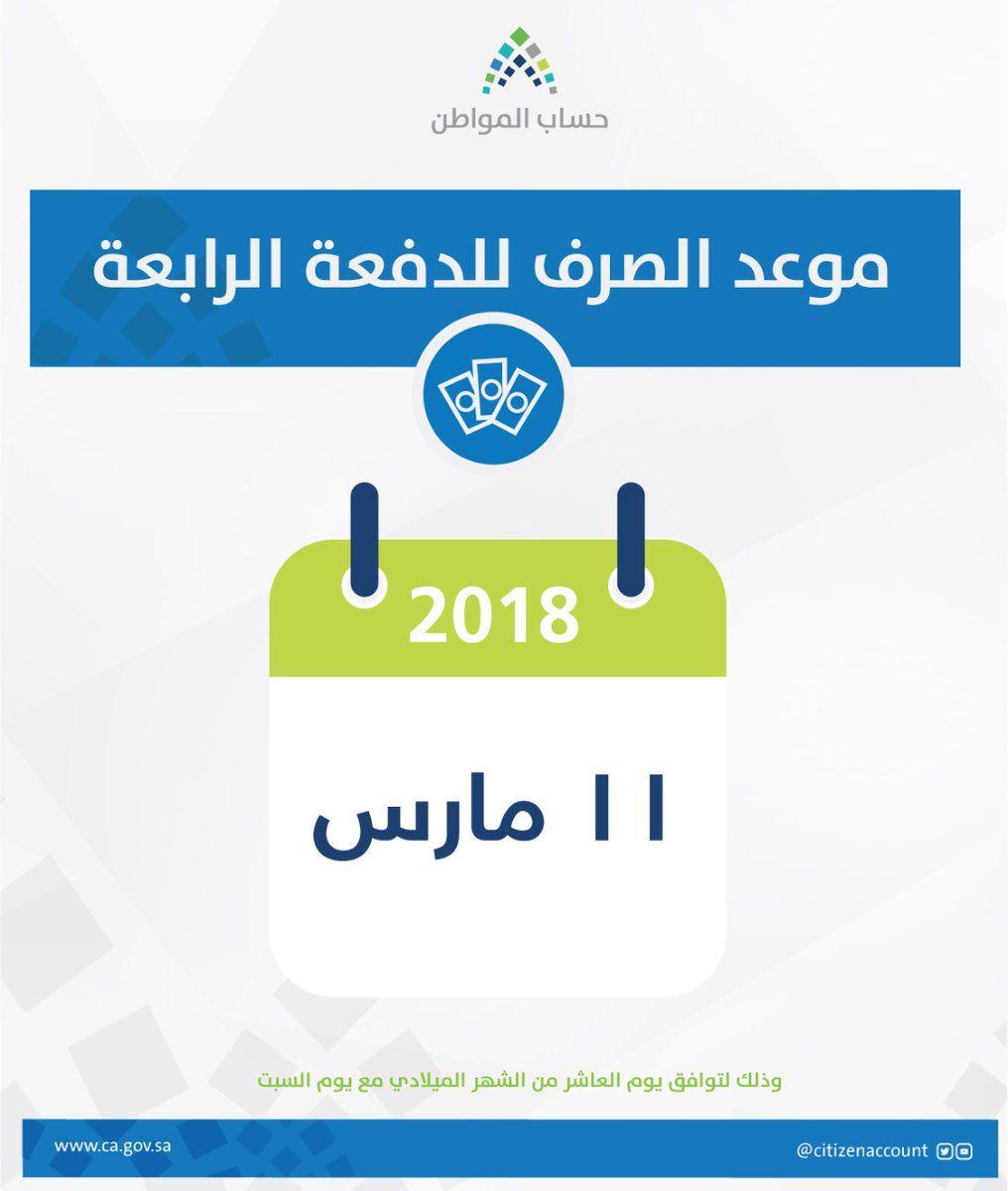 كيفية التسجيل في بوابة حساب المواطن الالكترونية 1439 وموعد استحقاق الدفعة الخامسة متابعة رابط الدعم Arab News