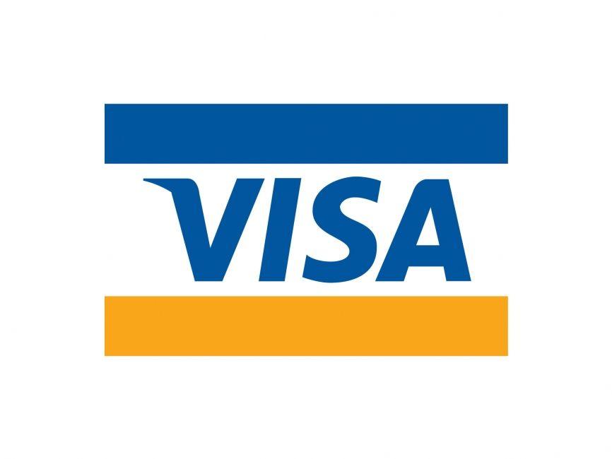 commercial logos finance visa card vector logo vector logos rh pinterest com credit card logos vector download credit card logo vector images