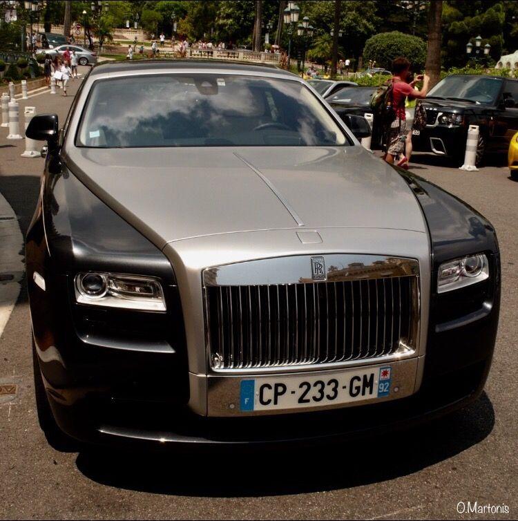 Rolls Royce Fantom