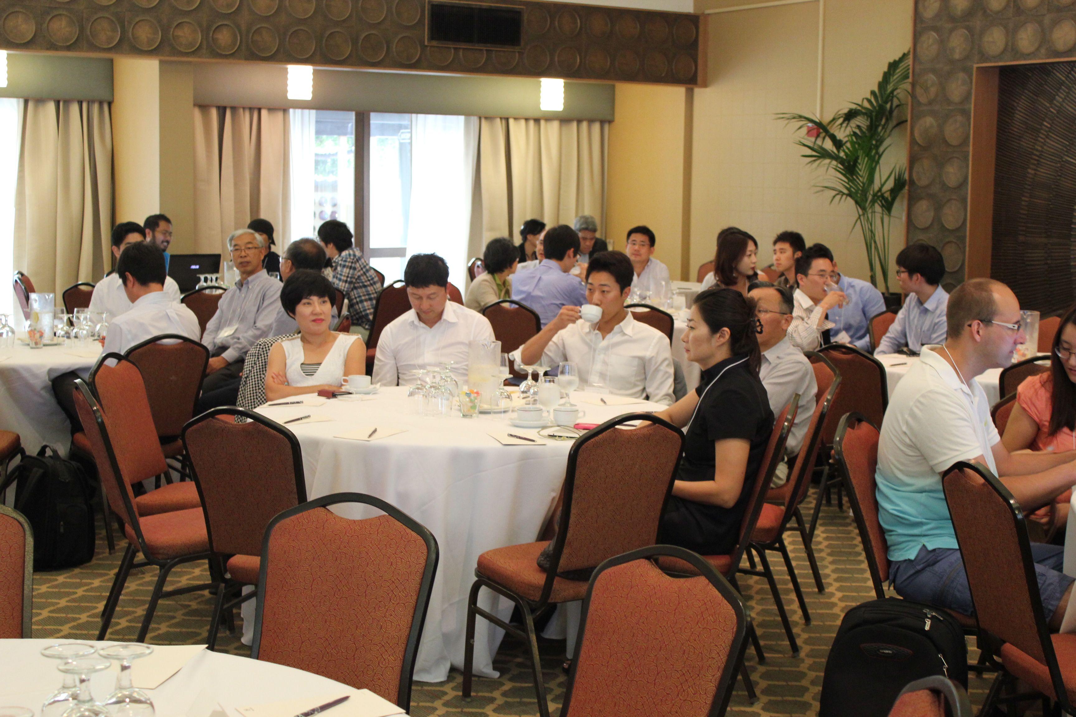 International Value Workshop 코리아 벤처창업 투자센터 개소식 - KOTRA Silicon Valley 코트라 실리콘밸리