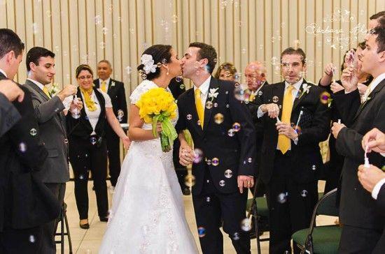 Esther e Érico [ Casamento ] | A Noiva SUD