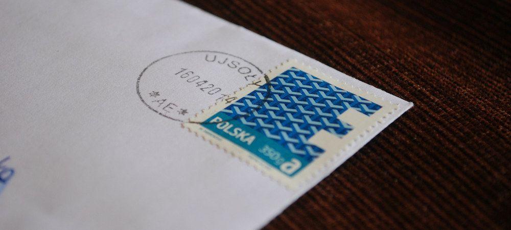 Conoce sobre ¿Por qué los sellos siempre van en la esquina superior derecha del sobre?
