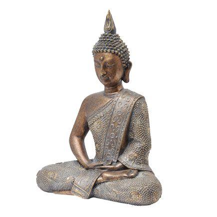 Buda de bronce de Artisanti. | Galería de fotos 5 de 12 | AD MX