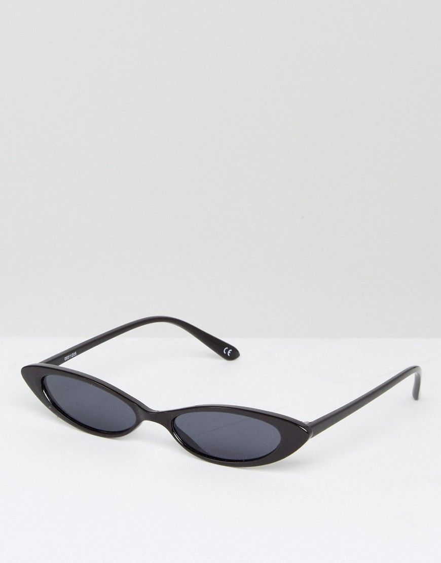 1f5231c12 DESIGN small cat eye fashion glasses in 2019