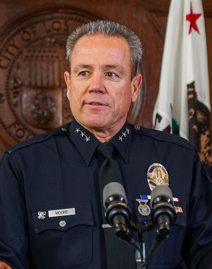 Stories Conflict In Inland Empire Shooting By Off Duty Lapd Officer Police Chief Lapd Community Picture