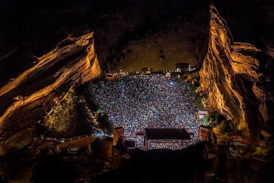Pictures Of Red Rocks Amphitheater Colorado