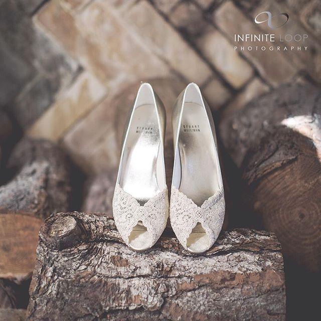 Her #WeddingShoes   #ILPWeddings