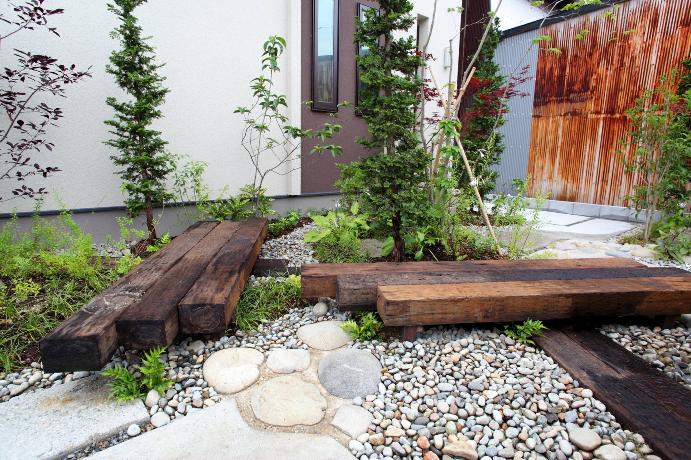 Do you ever wander outside, take a look at your garden and t…