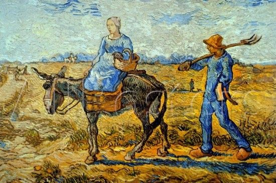 """The Importance of Doing - on Van Gogh's work ethic  """"In spite of everything I shall rise again and take up my pencil and draw and draw."""" - Gogh"""