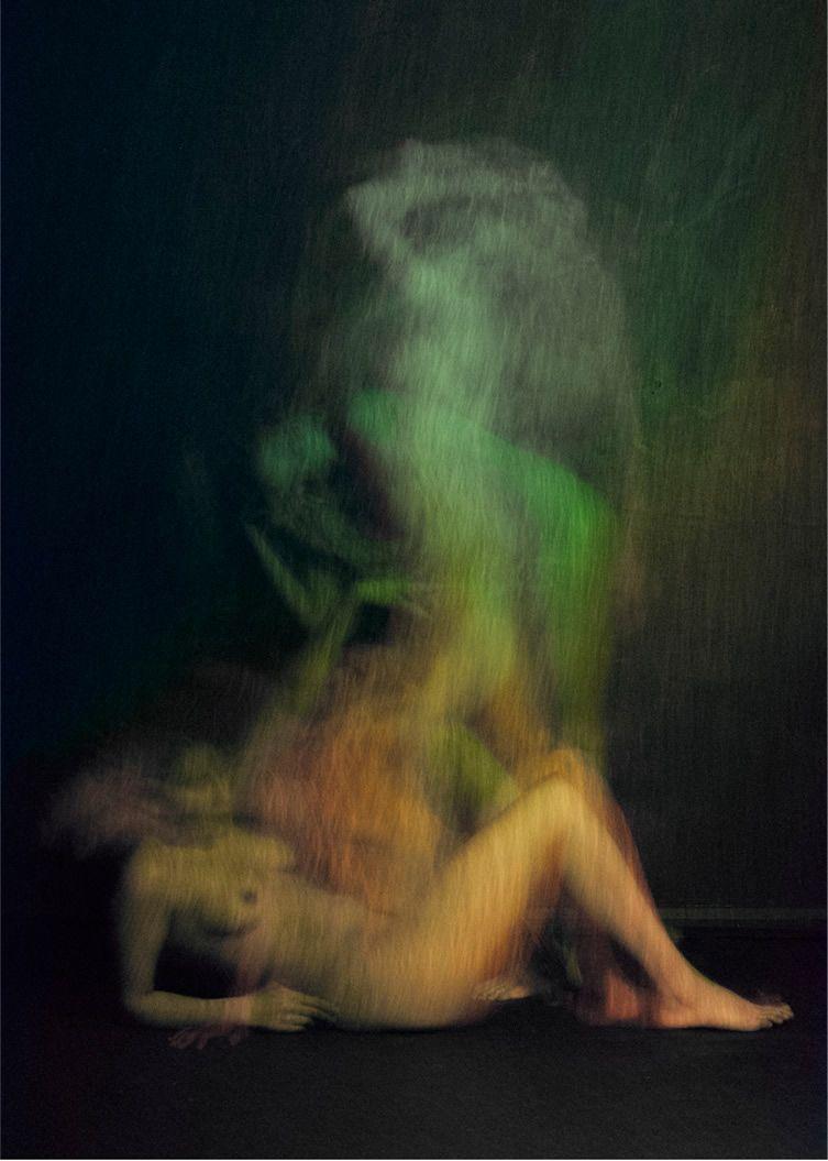 Matthew Stone empuje hacia arriba (no lineal), 2013 Impresión ...