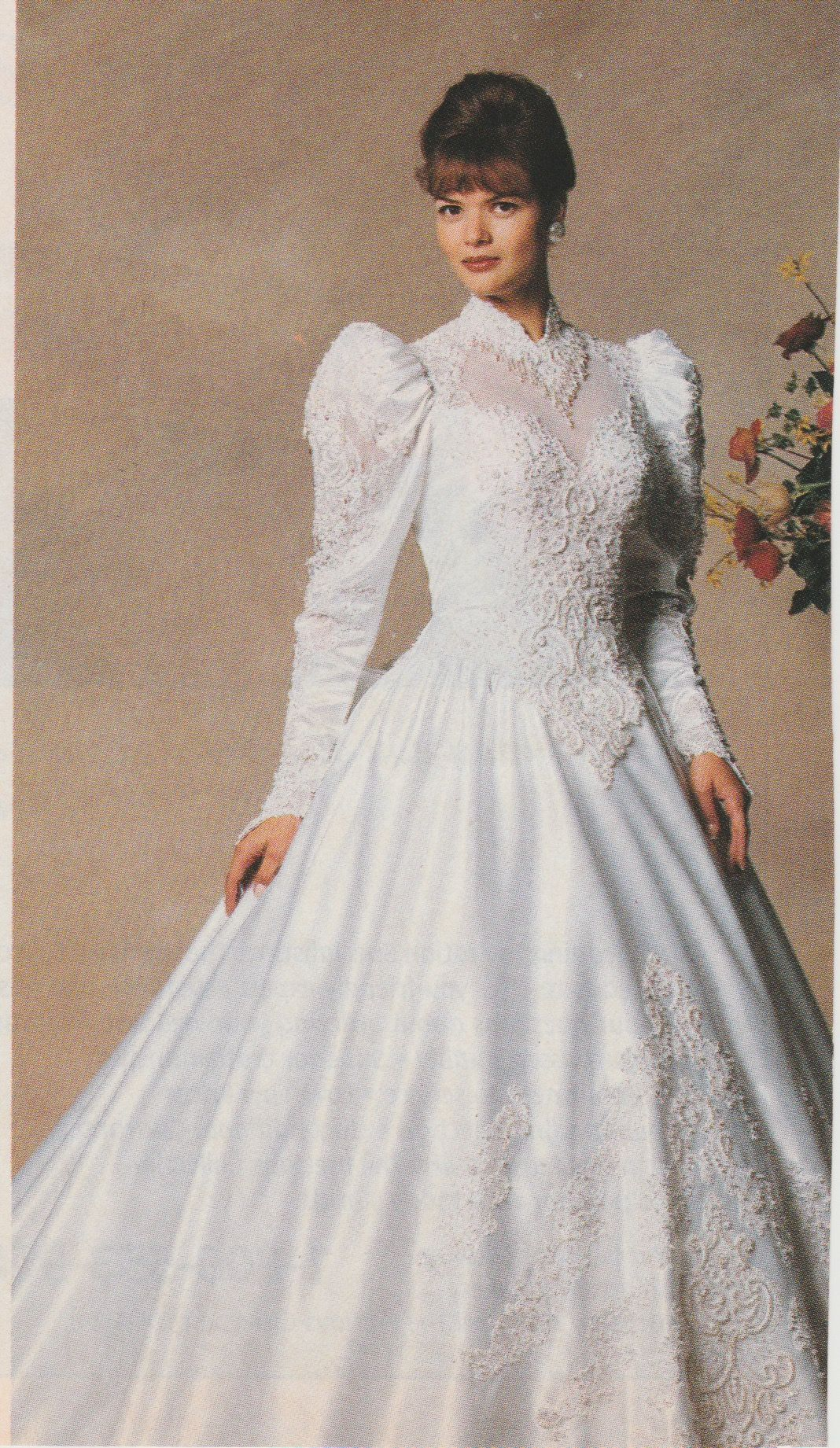 Mori Lee Gown From Modern Bride March 19  Beautiful bridal