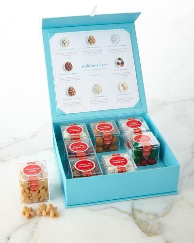 Q52UN Sugarfina NM Holiday Cheer 8-Piece Bento Box