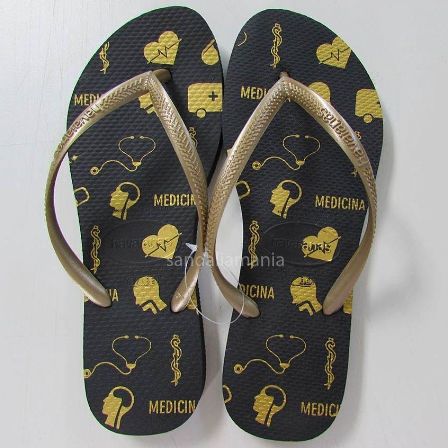 7194de06d0f10 ... sandal wholesale price 65904 95012  Havaianas Slim Mix Preta Medicina  10 lowest discount 3868a b382b ...