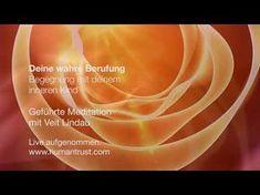 Entdecke deine Berufung über dein Magisches Kind - Geführte Meditation mit Veit Lindau - YouTube
