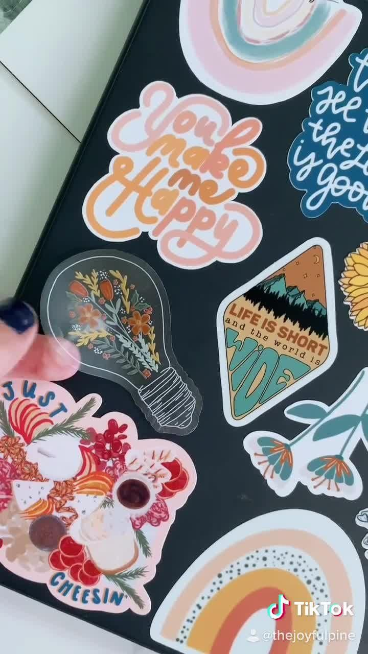 Perfect Stickers for Fall