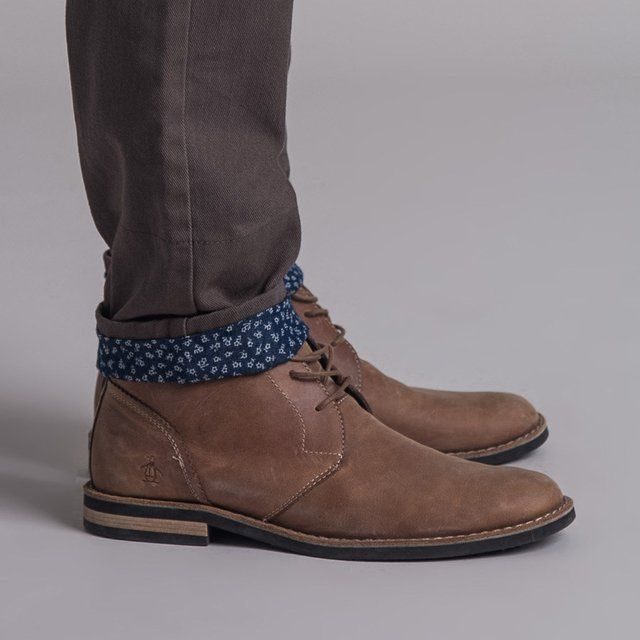 theartyoulivein:  Merle Boots by Original Penguin