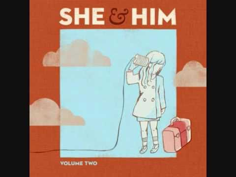 She & Him- Brand New Shoes