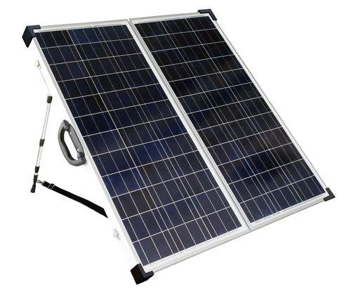 Solarland 130w 12v Portable Foldable Solar Panel Charging Kit Slp130f 12s Best Solar Panels Solar Panels Solar Energy Panels