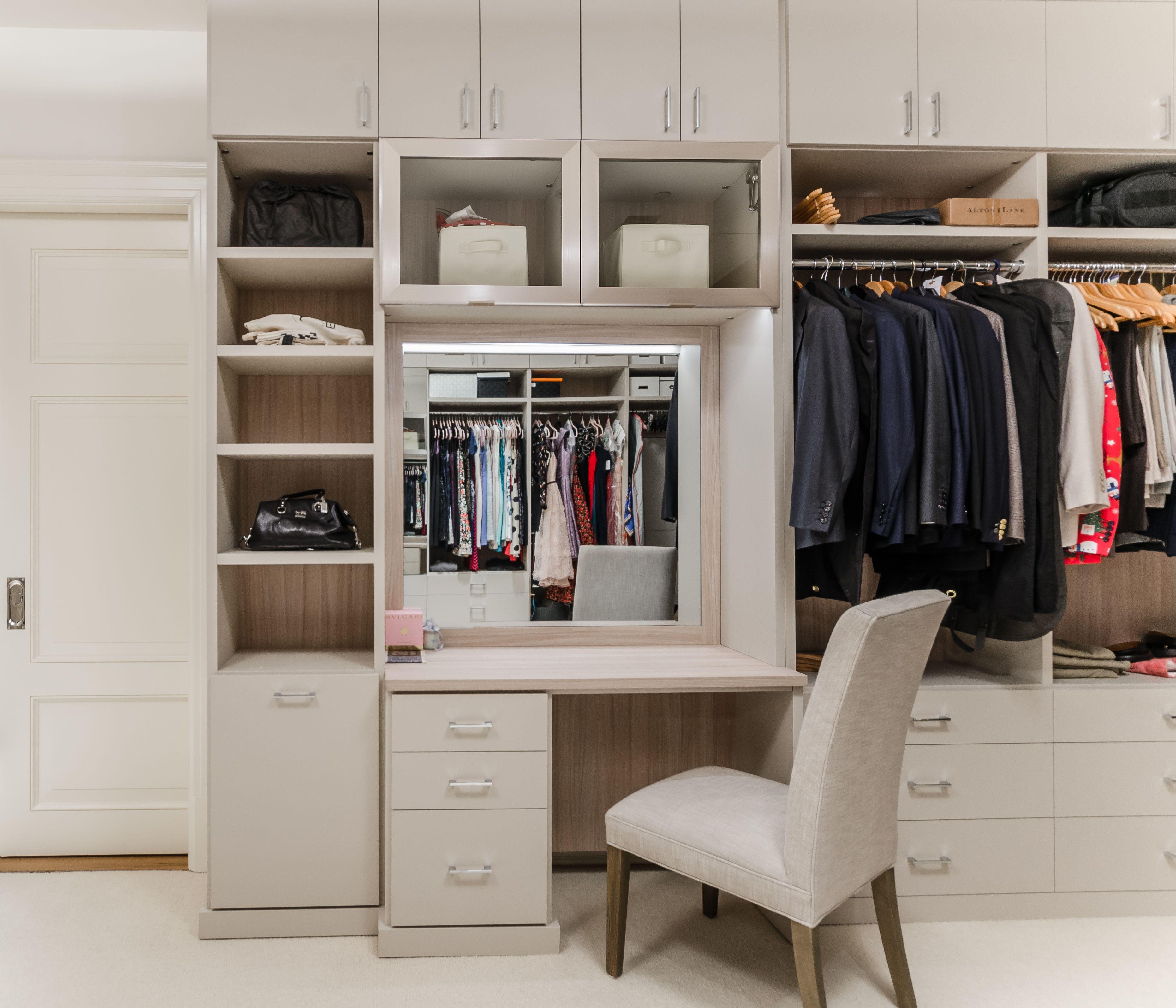 Design With Intention Closet Storage Design California Closets Custom Storage