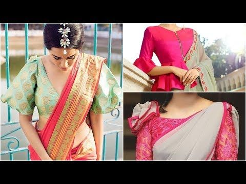 Latest Stylish Blouse Designs 2020 || Latest Designer Blouses