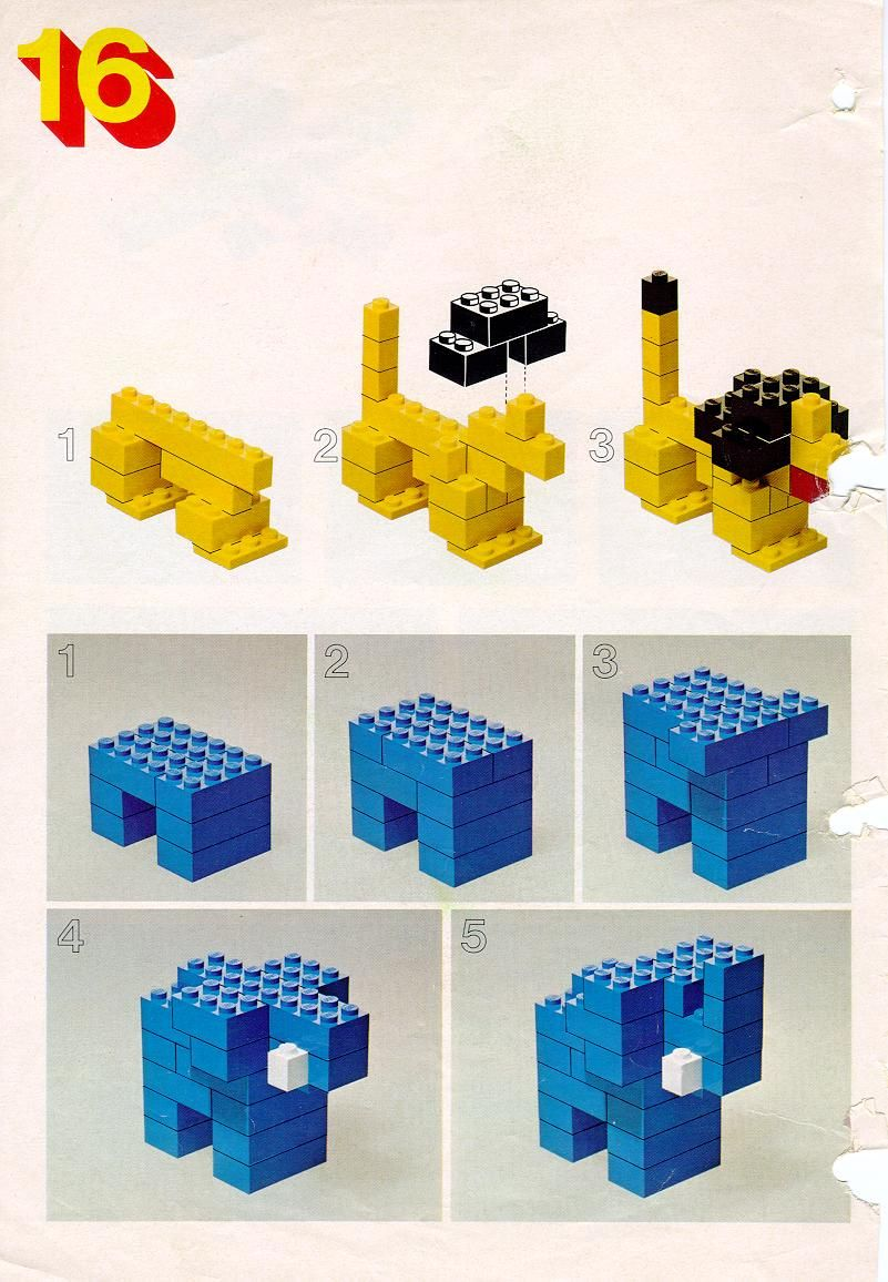 Books building ideas book lego 222 lego pinterest - Lego duplo ideen ...