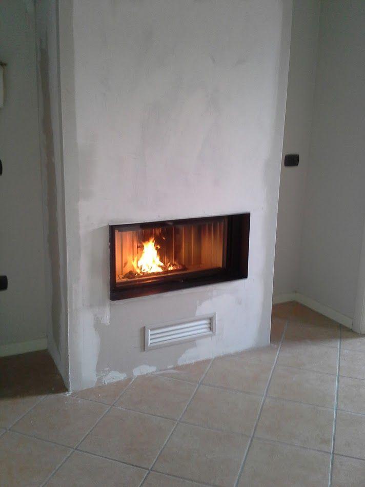 Camino a legna Palazzetti serie SunnyFire | camini e stufe a legna ...