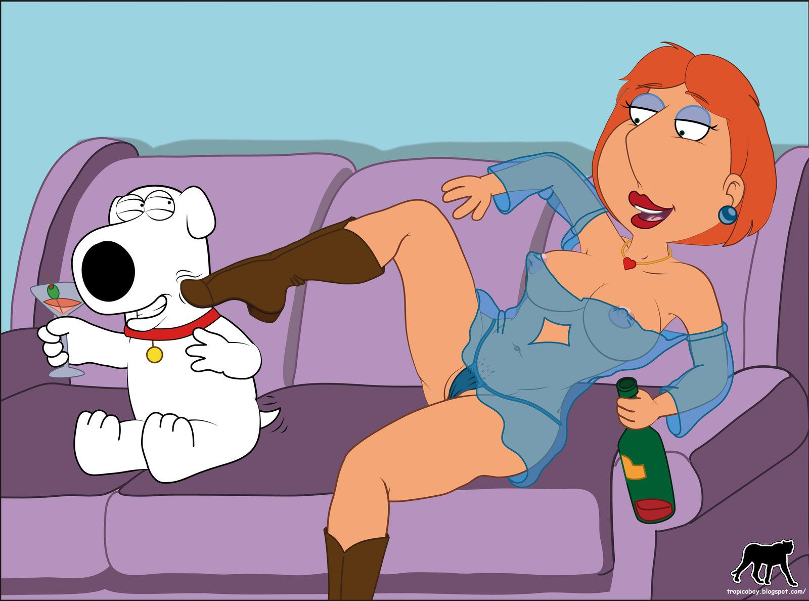 Pin By Evan Williams On Cartoons  Lois Griffin -4781