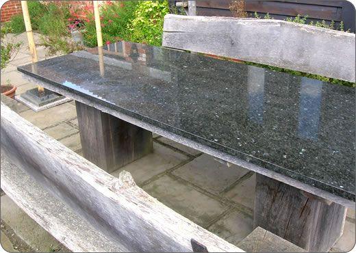 Granite Tabletops Garden Tables Granite Outdoor Dining Table Tops
