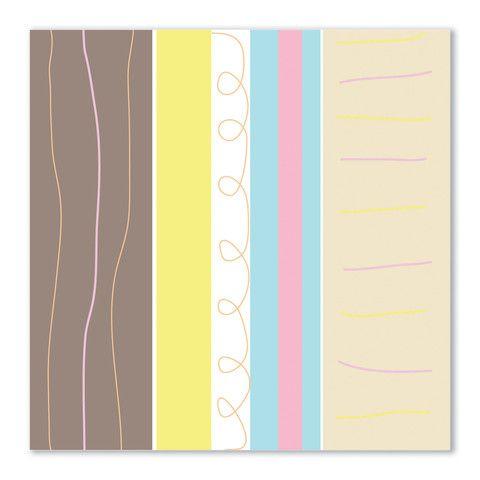 theodore + paper: cake card – theodore + paper