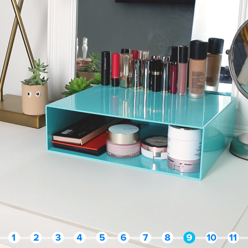 11 Creative Ways To Use Magazine Holders In Every Room Of The House #hacks #