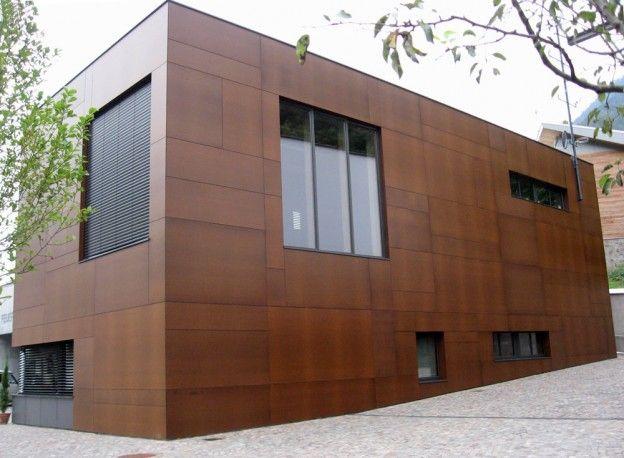 Estacion De Bomberos Moderna Dise 241 O De Fachadas