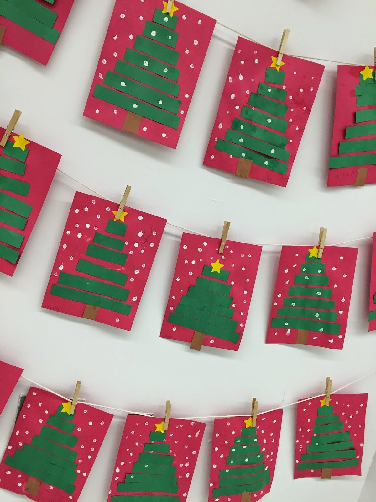 49++ Art and craft for preschool christmas information